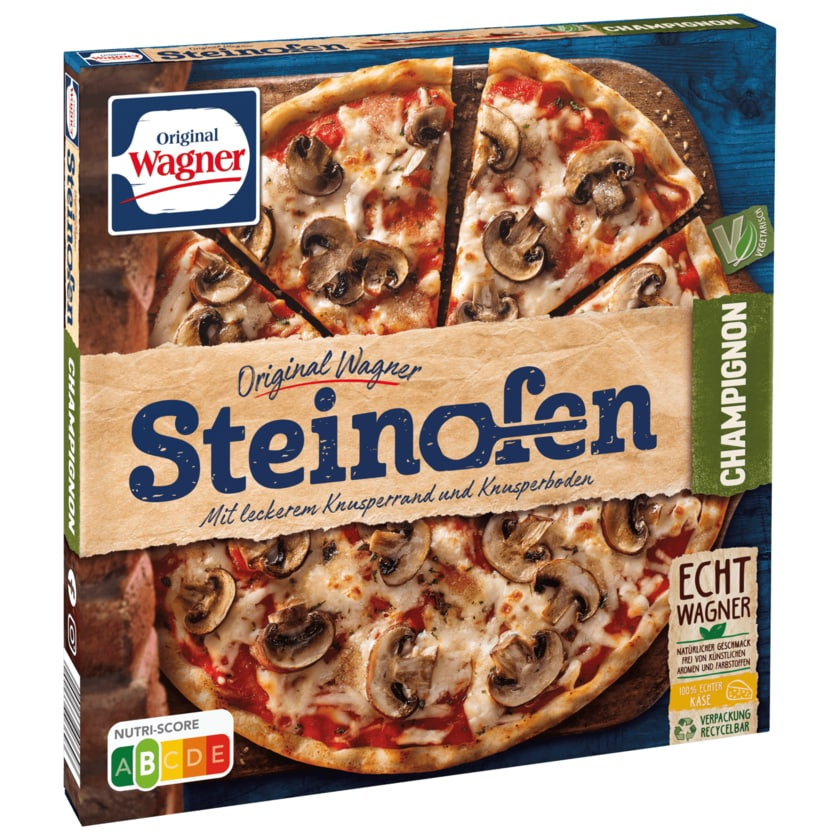 Original Wagner Steinofen Pizza Champignon 350g