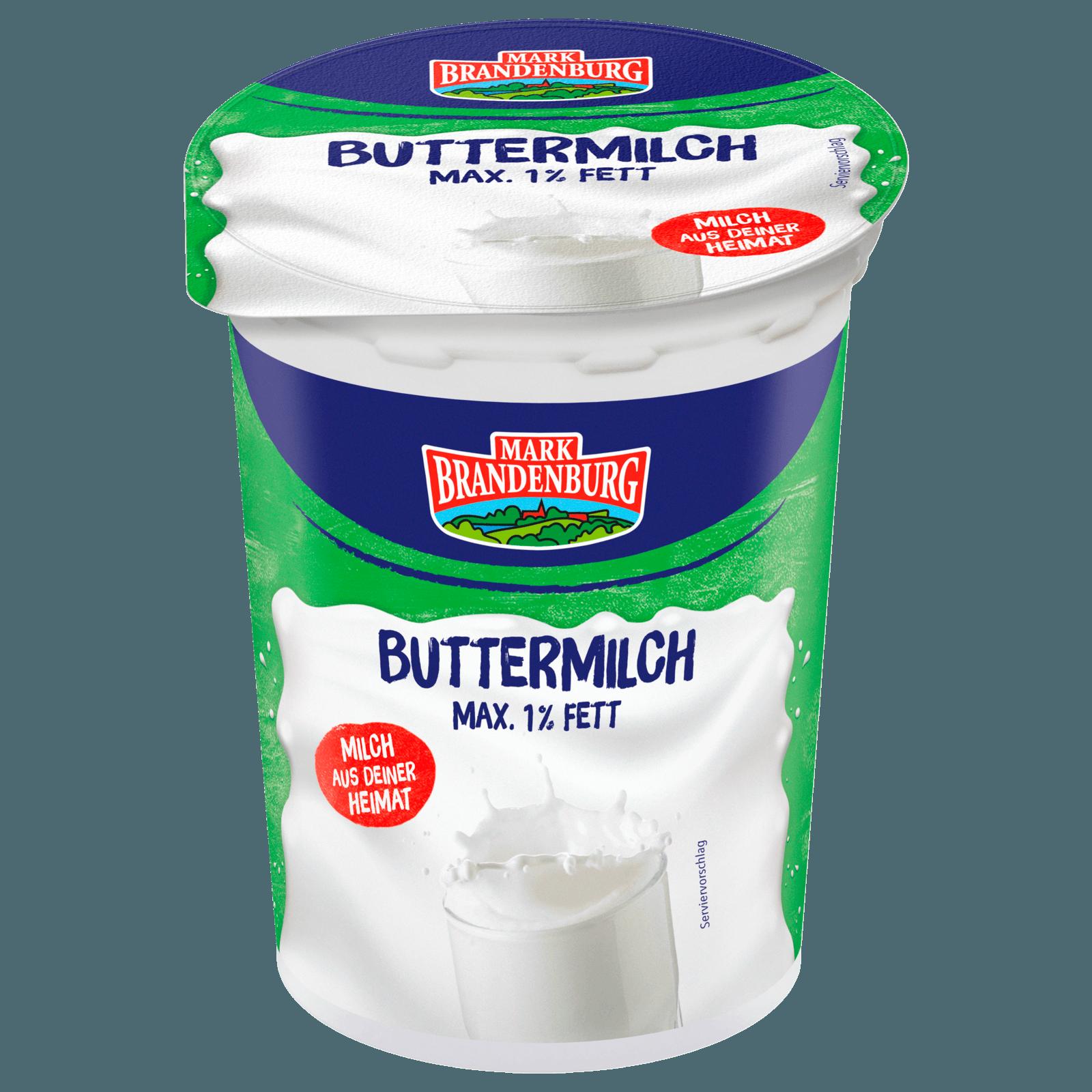 Mark Brandenburg Buttermilch 500g