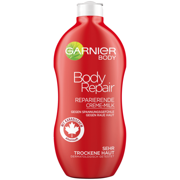 Garnier Body Repair Creme-Milk 400ml