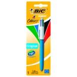 BIC 4 Colours 4-Farben-Druckkugelschreiber mit mittlerer Spitze
