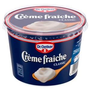 Dr. Oetker Crème fraîche classic 250g