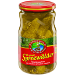 Spreewald-Feldmann Gewürzgurken 360g