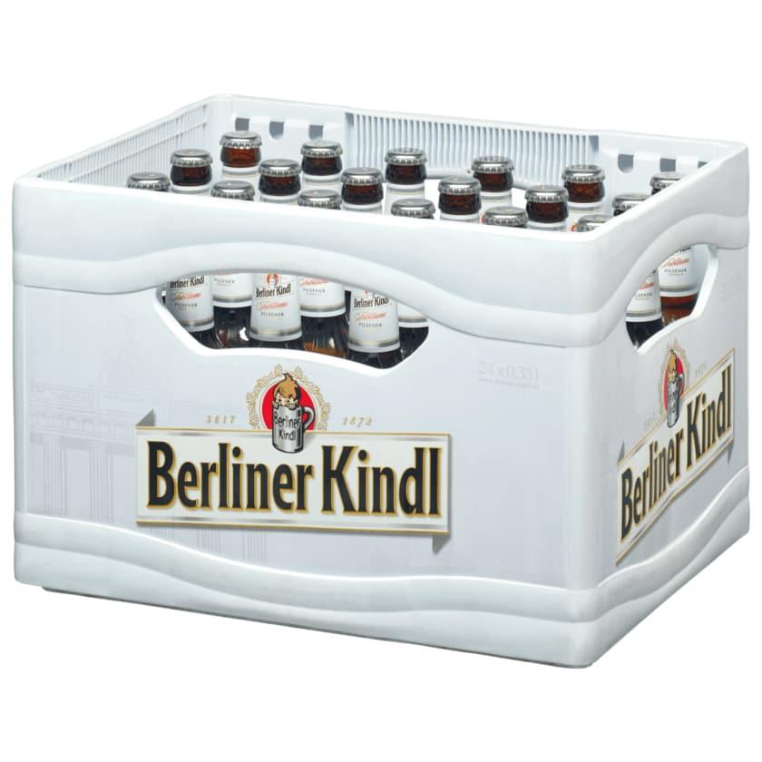 Berliner Kindl Jubiläums-Pilsener 24x0,33l