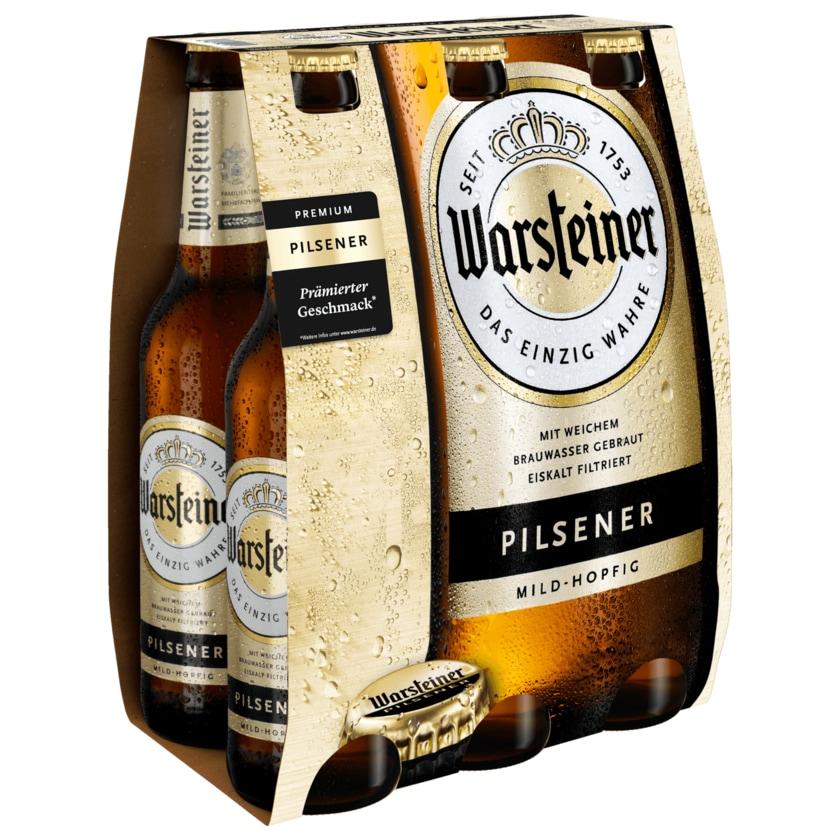 Warsteiner 6x0,33l