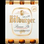 Bitburger Pils 6x0,33l