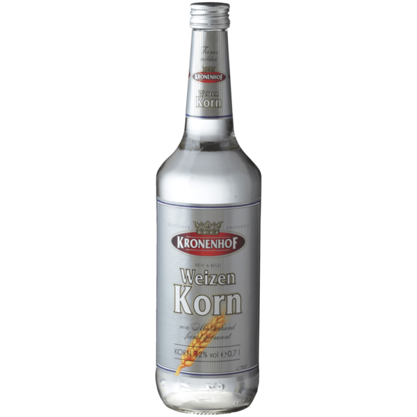 Kronenhof Weizenkorn 0,7l