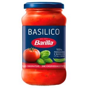 Barilla Pastasauce Basilico 400g