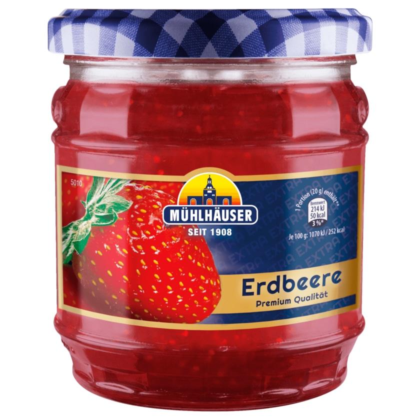 Mühlhäuser Erdbeere 450g