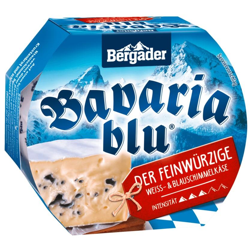 Bergader Weichkäse Bavaria blu Der Feinwürzige 150g