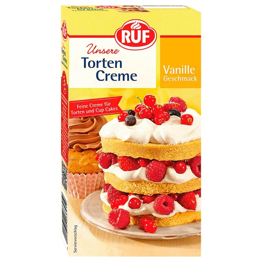 Ruf Tortencreme Vanillegeschmack 100g