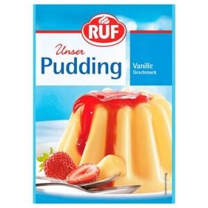 Ruf Pudding mit Vanillegeschmack 5 Stück