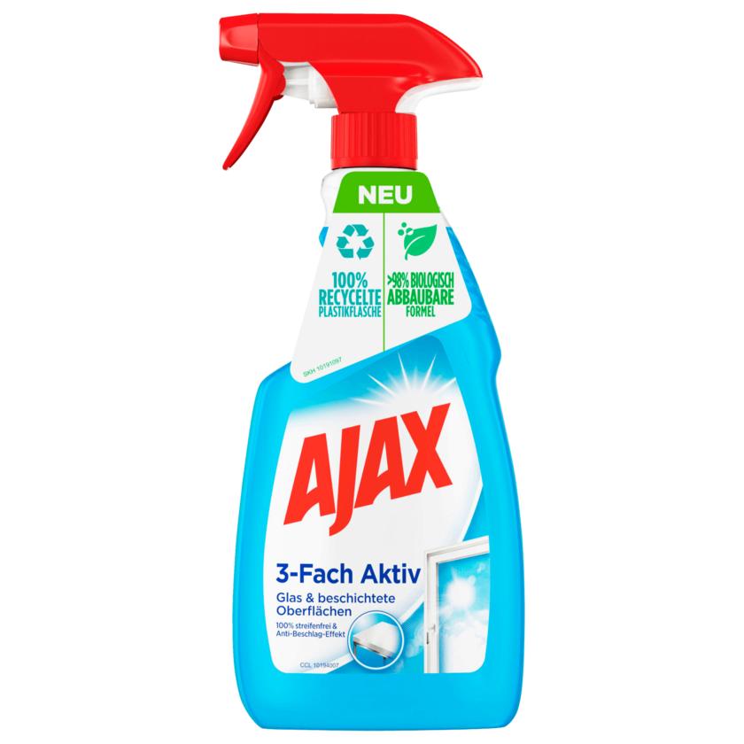 Ajax Glas&Flächen Dreifach aktiv Pistole 500ml