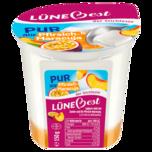 Lünebest Joghurt auf Frucht Pfirsich-Maracuja 150g