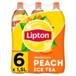 Lipton Ice Tea Peach 6x1,5l