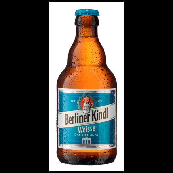 Berliner Kindl Weisse Classic 0,33l