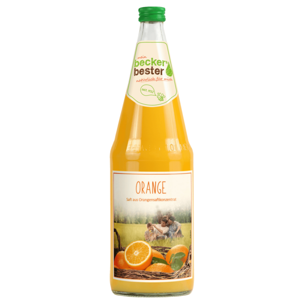 Becker's Bester Orangensaft 100% 1l