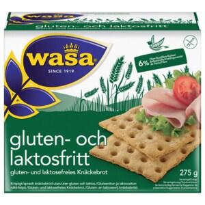 Wasa Knäckebrot gluten- & laktosefrei 275g
