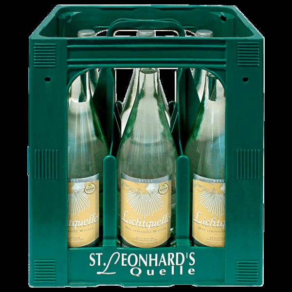 St. Leonhards Quelle Lichtquelle Bio 6x1l