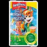 Ferdi Fuchs Mini Leberwurst 5x26g