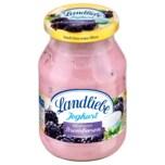 Landliebe Fruchtjoghurt Brombeere 3,8% 500g