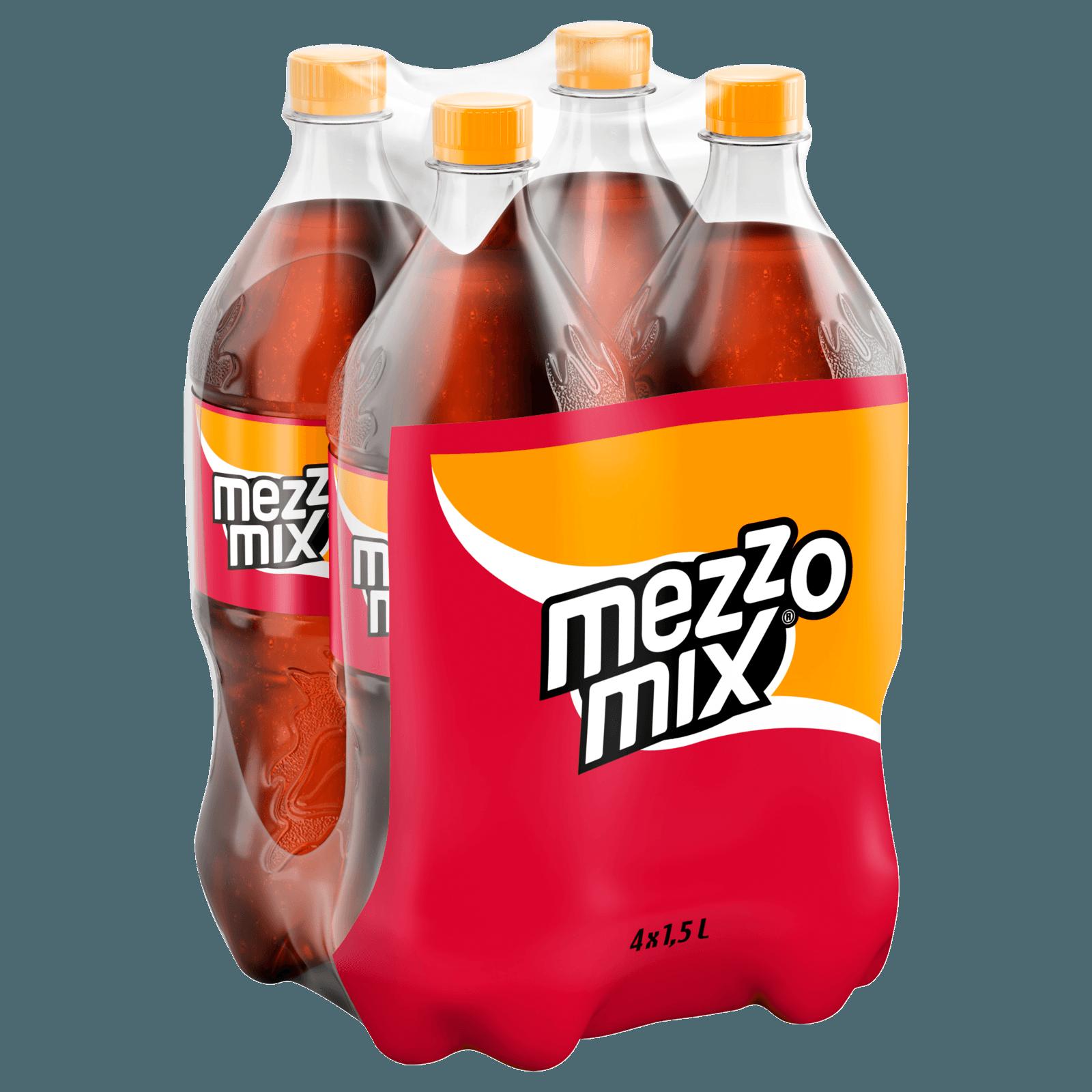 MEZZO MIX ORANGE 1,5 L PET EW