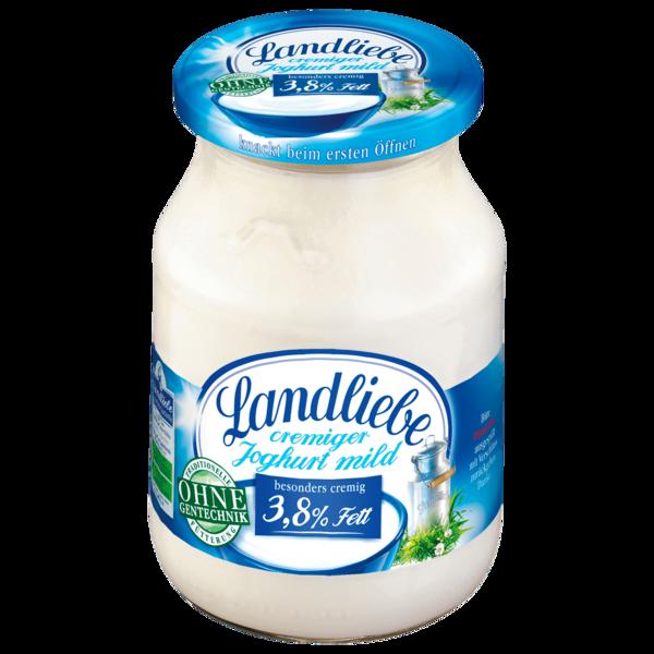 Landliebe Cremiger Joghurt mild 500g