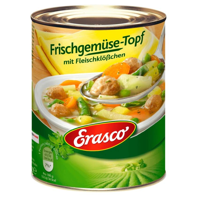 Erasco Frischgemüse-Topf 800g