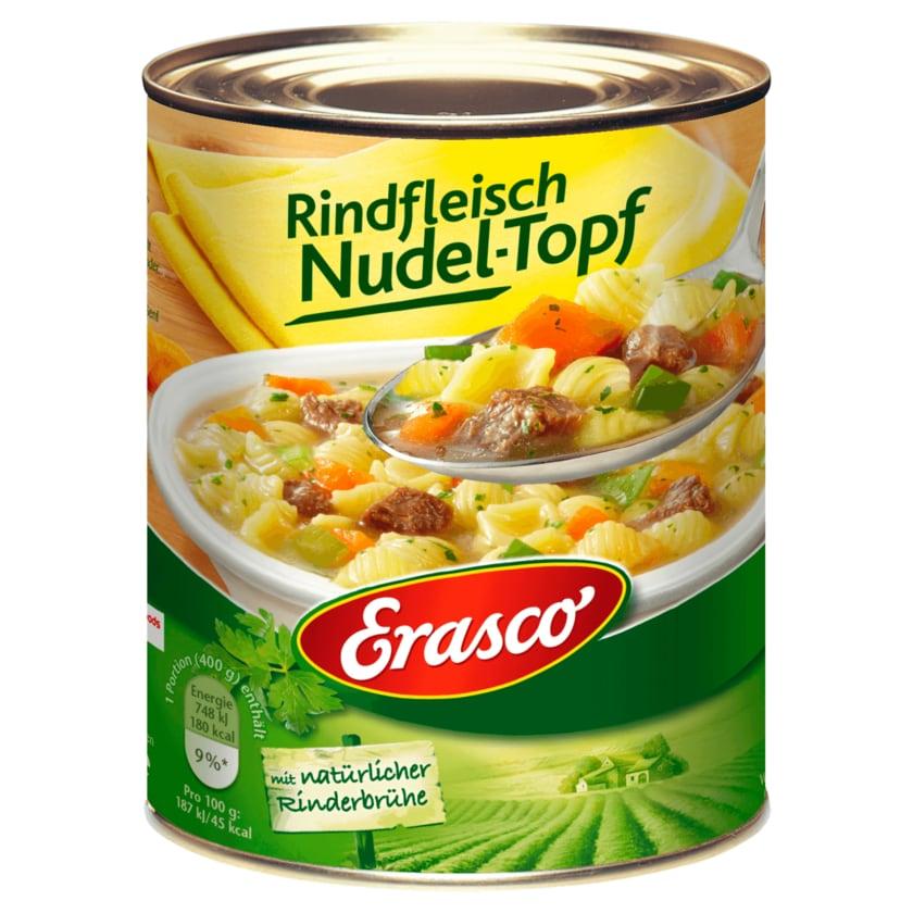 Erasco Rindfleisch-Nudeltopf 800g