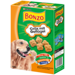 Purina Hundefutter Bonzo Cräx mit Geflügel 500g