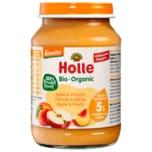 Demeter Bio Holle Apfel & Pfirsich nach dem 4. Monat 190g