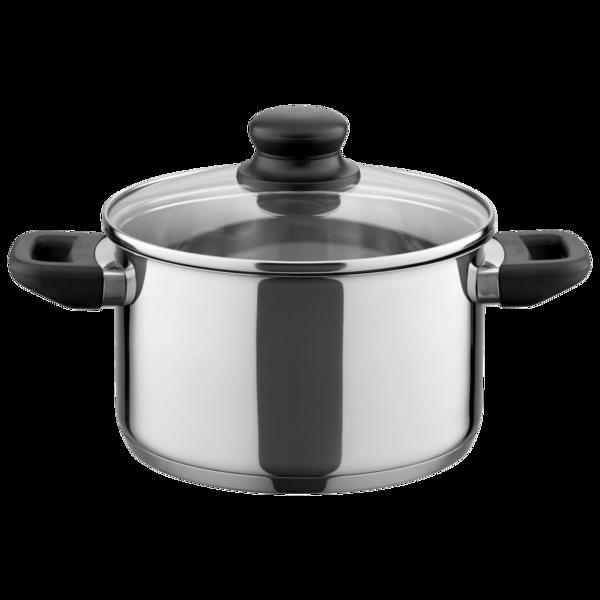 Elo Meine Küche Fleischtopf Juwel mit Glasdeckel Ø 16cm