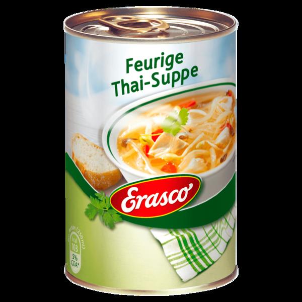Erasco Feurige Thaisuppe 390ml