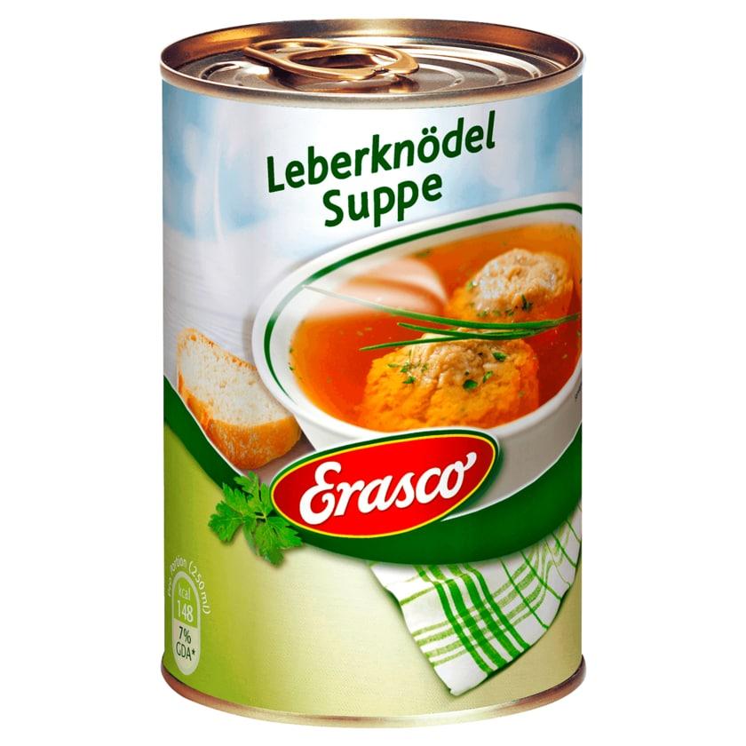 Erasco Leberknödel-Suppe 395ml