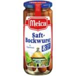 Meica Saft-Bockwurst extra zart 360g, 8 Stück