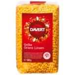 Davert Bio Gelbe Orient Linsen 500g