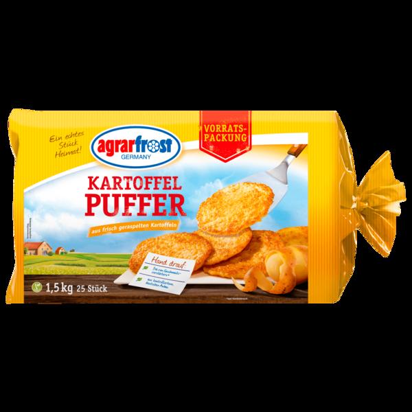Agrarfrost Kartoffelpuffer 1500 g