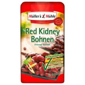 Müller's Mühle Red Kidney-Bohnen 500g