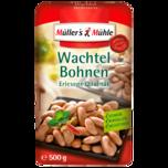 Müller's Mühle Wachtelbohnen 500g