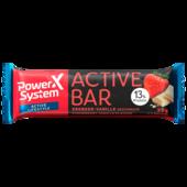 Power System Active Bar Erdbeer-Vanille 35g