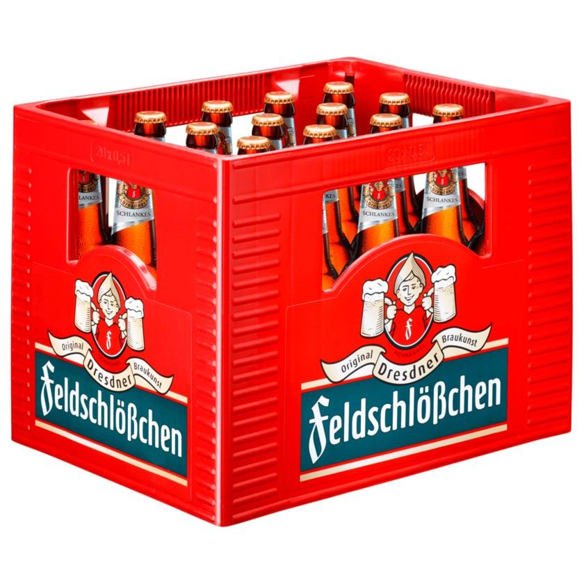 Feldschlößchen Schlankes Dresdner Pils 20x0,5l