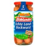 Böklunder Echte Land-Bockwurst in Eigenhaut 250g, 5 Stück
