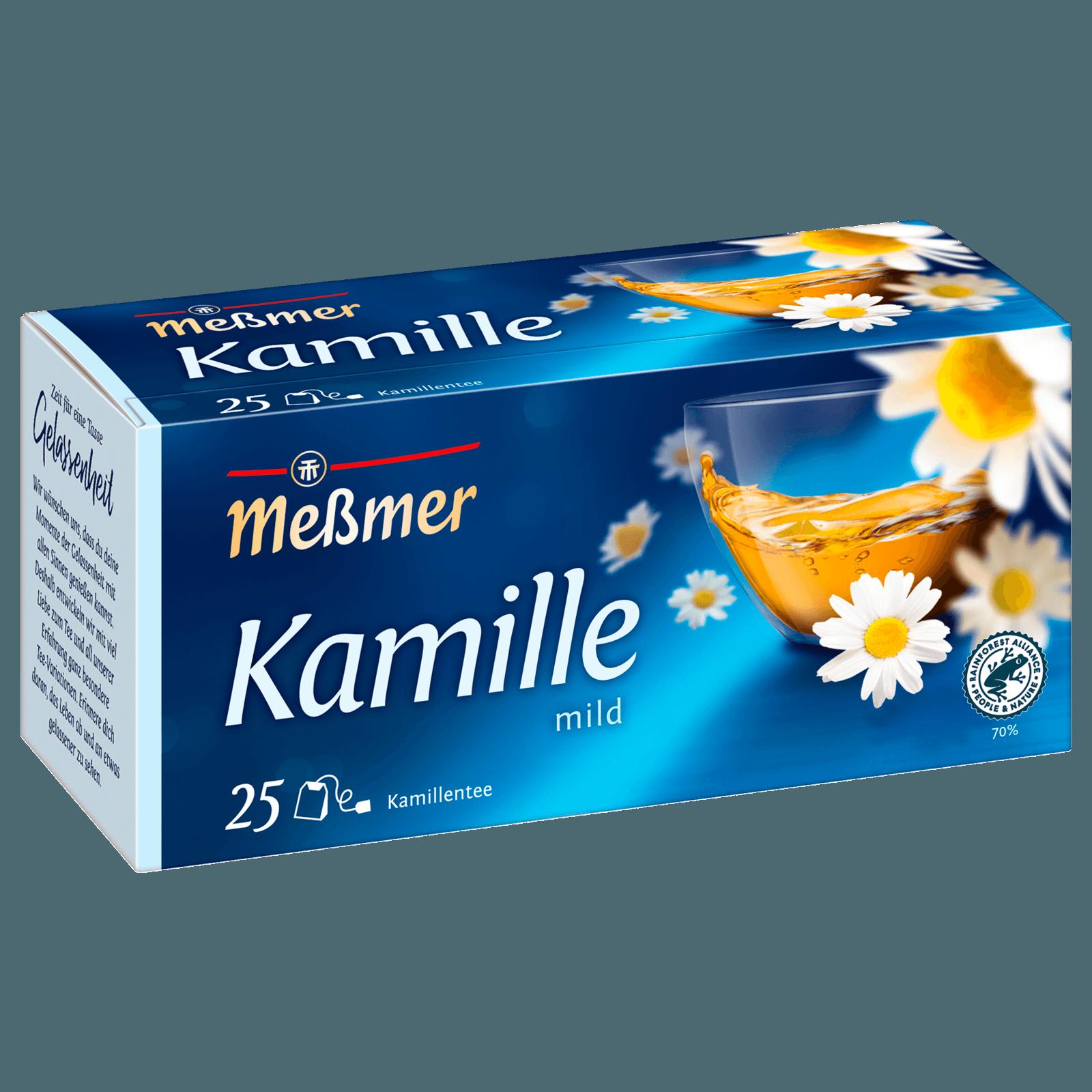 Kamillenwasser zur Gewichtsreduktion