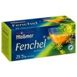 Meßmer Fenchel 75g, 25 Beutel