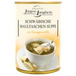 Jürgen Langbein Schwäbische Maultaschen-Suppe 400ml