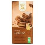 Gepa Bio Schokolade Praline 100g