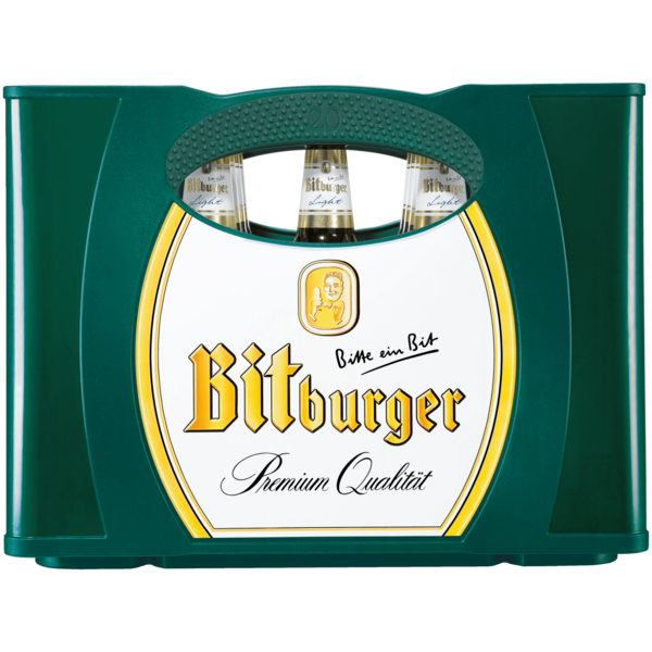 Bitburger Light 20x0,5l