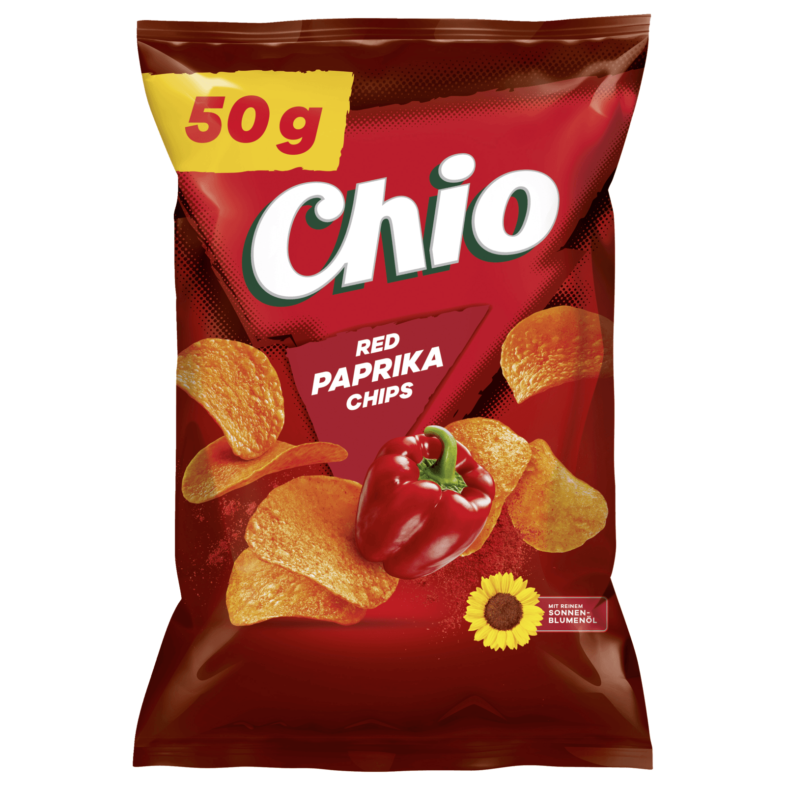 Chio Chips Red Paprika 50g