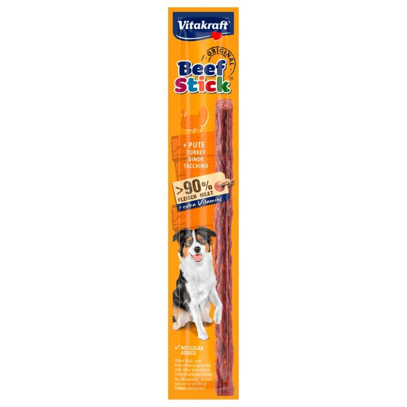 Vitakraft Beef-Stick Original mit Pute 12g