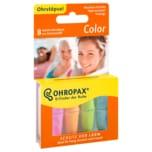 Ohropax Ohrstöpsel Color 8 Stück