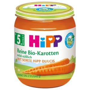 Hipp Früh-Karotten 125g